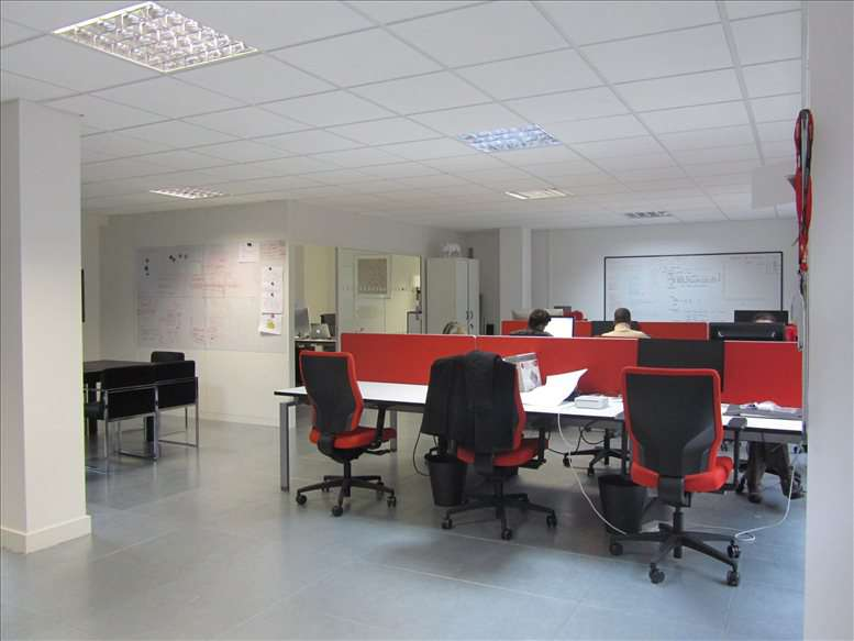 Picture of Exhibition House, Addison Bridge Place, Hammersmith Office Space for available in Earls Court