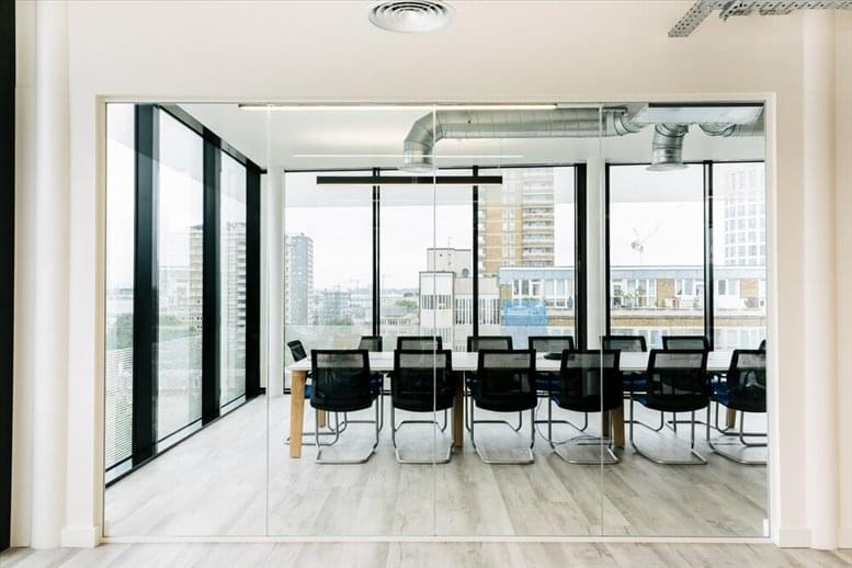 Picture of Bentima House, 168-172 Old Street, City Fringe Office Space for available in Old Street