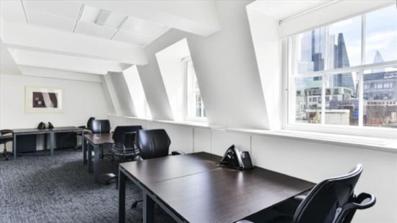 Picture of Atlas House, 1 King Street Office Space for available in Cheapside