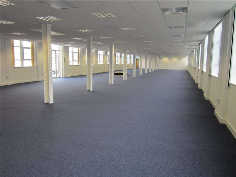 Picture of Berol House, 25 Ashley Road, Tottenham Hale Office Space for available in Tottenham