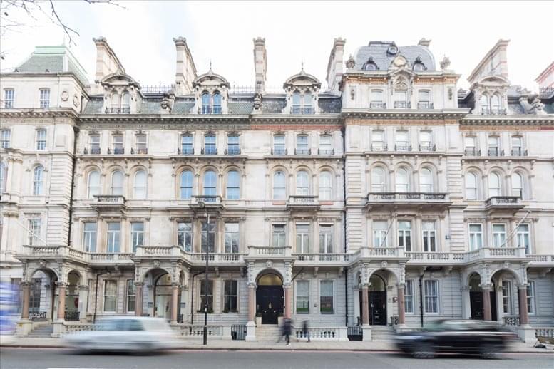 7 Grosvenor Gardens, Central London Office Space Victoria