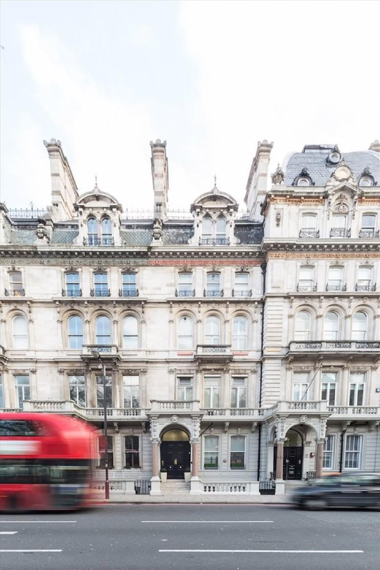 Photo of Office Space on 7 Grosvenor Gardens, Central London Victoria