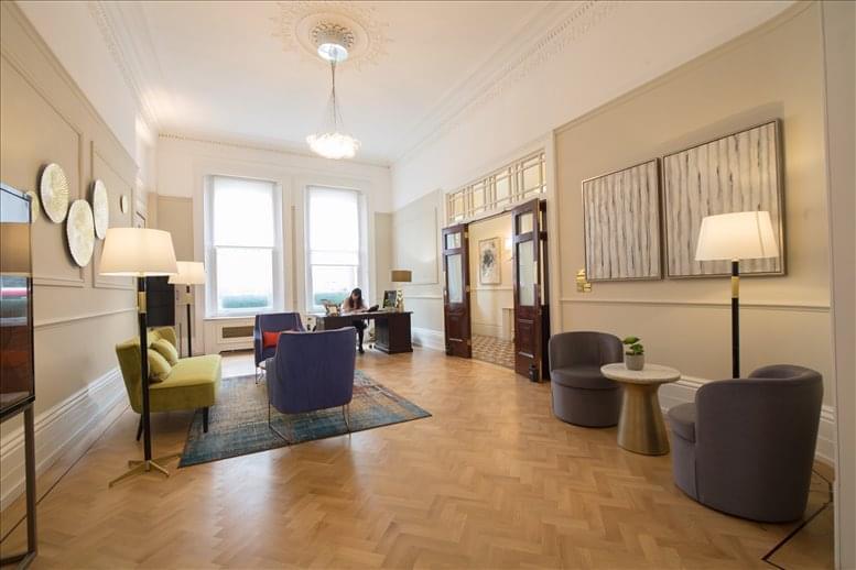 7 Grosvenor Gardens, Central London Office for Rent Victoria