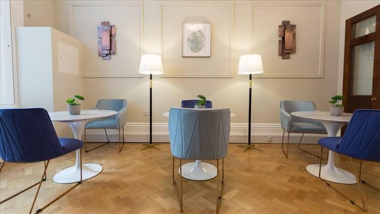 Office for Rent on 7 Grosvenor Gardens, Central London Victoria