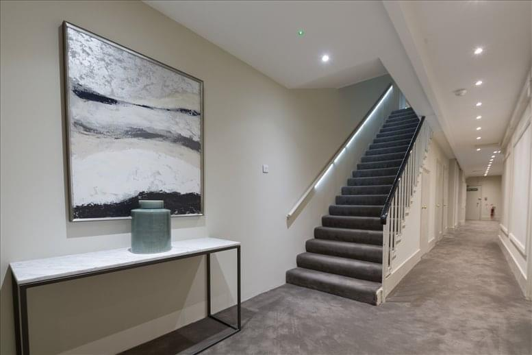 Victoria Office Space for Rent on 7 Grosvenor Gardens, Central London