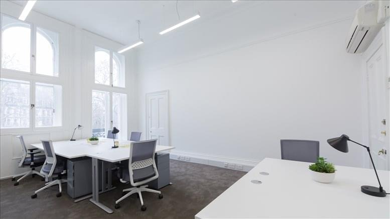 Rent Victoria Office Space on 7 Grosvenor Gardens, Central London