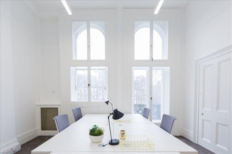 Photo of Office Space available to rent on 7 Grosvenor Gardens, Central London, Victoria