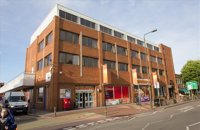 Photo of Office Space on Peel House, 32/44 London Road, Morden Mitcham