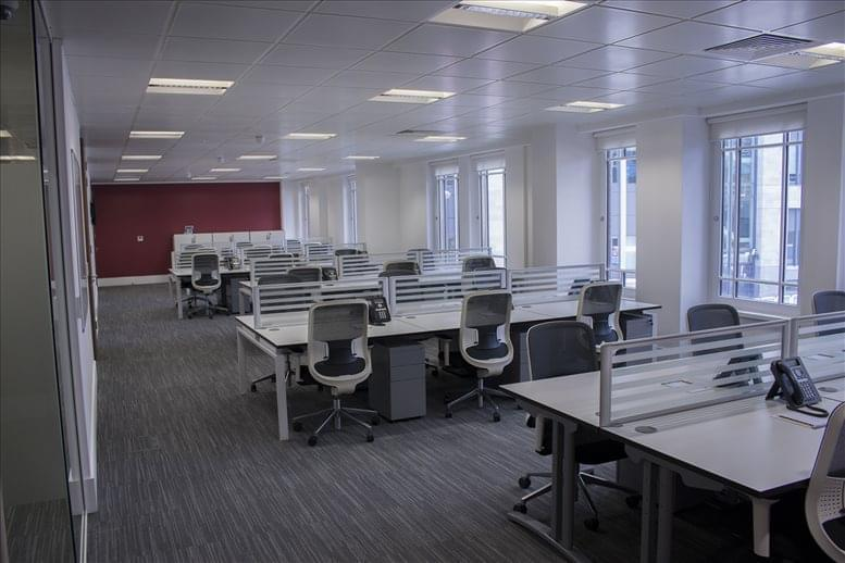 20 Little Britain Office for Rent St Pauls