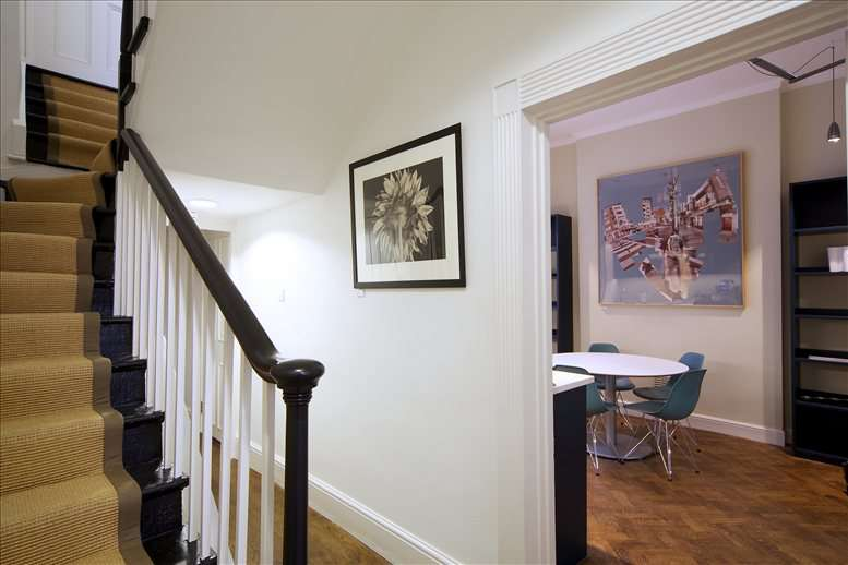 Picture of 117 George Street, Marylebone Office Space for available in Marble Arch