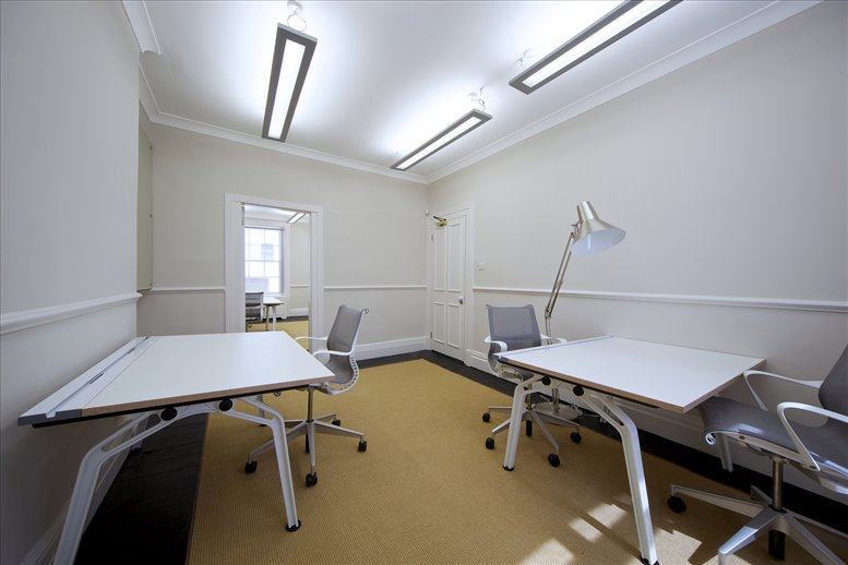Image of Offices available in Marble Arch: 117 George Street, Marylebone