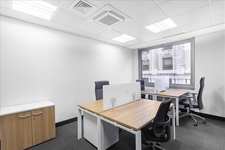 Office for Rent on 18 King William Street, London Monument
