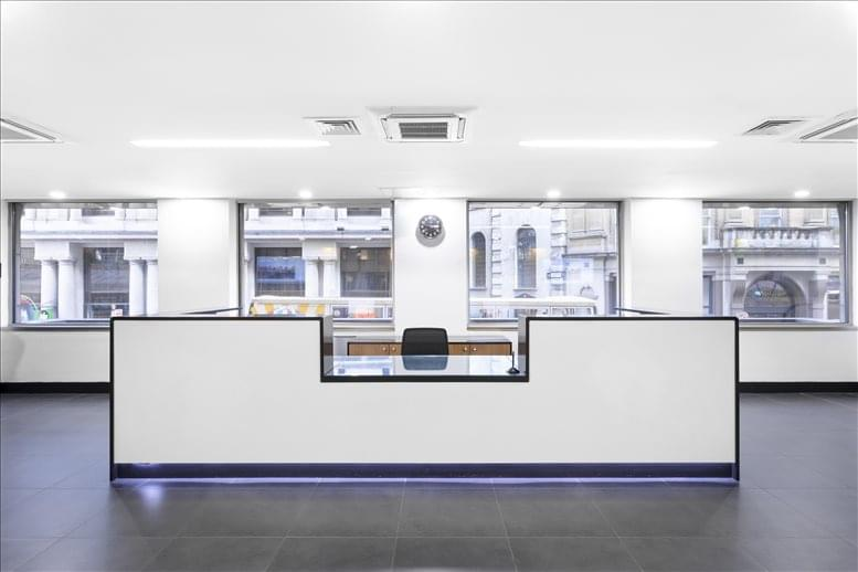 Photo of Office Space available to rent on 18 King William Street, London, Monument