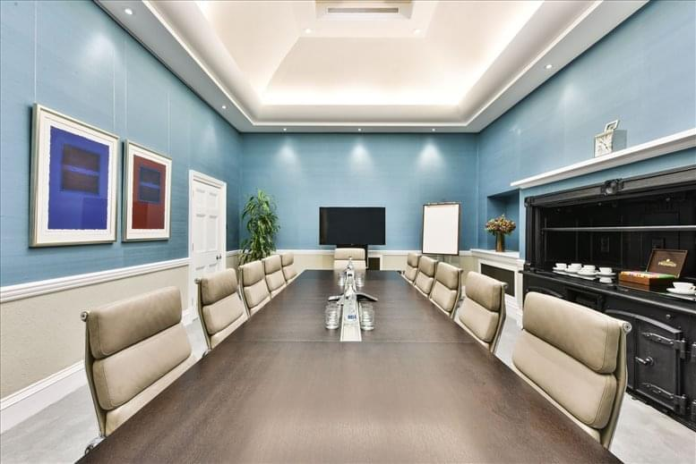 Picture of 45 Pont Street, London Office Space for available in Knightsbridge