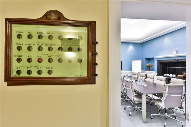 Image of Offices available in Knightsbridge: 45 Pont Street, London