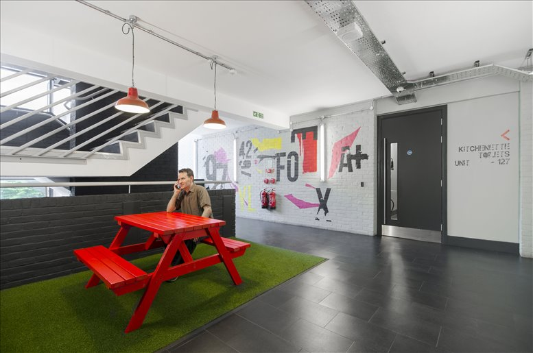 Rent Aldgate East Office Space on 75 Whitechapel Road, Shadwell