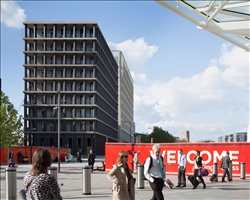 One Pancras Square Office Space Kings Cross