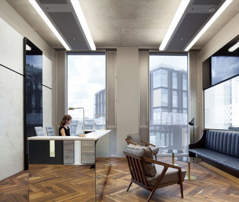 One Pancras Square Office for Rent Kings Cross