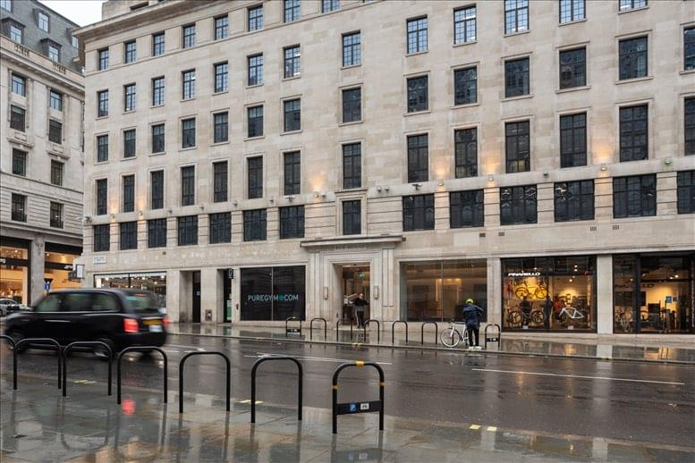 Photo of Office Space on Rex House, 12 Regent Street - SW1Y