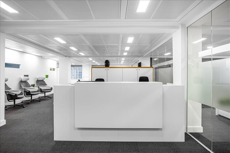 West End Office Space for Rent on 4th Floor, Rex House, 12 Regent Street