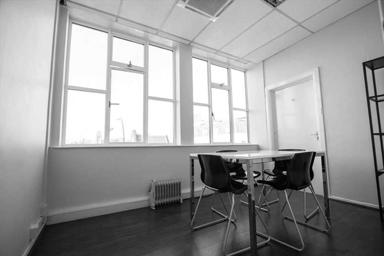 Hammersmith Studios, 123 King Street, Hammersmith Office for Rent West London