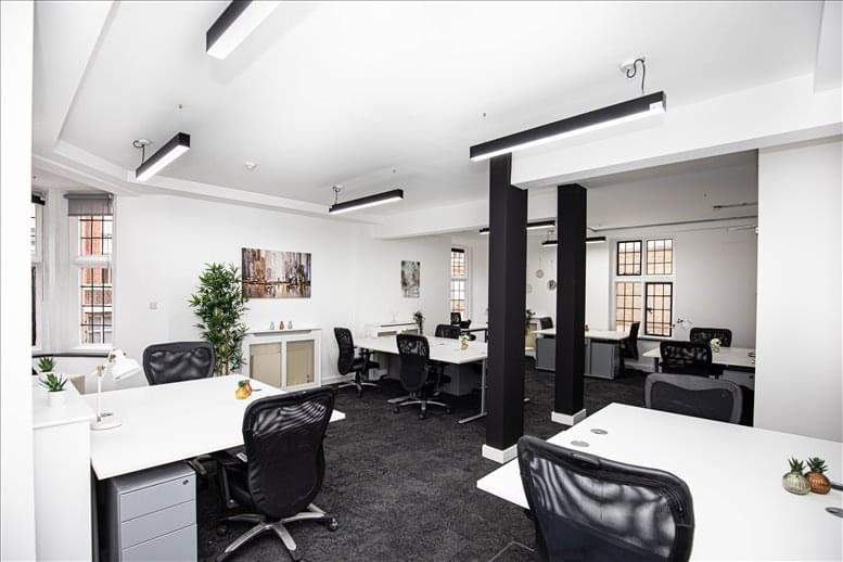 Audley House, 12-12a Margaret Street Office Space Oxford Circus