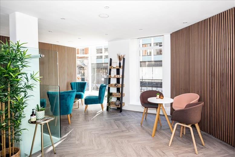 Audley House, 12-12a Margaret Street Office for Rent Oxford Circus