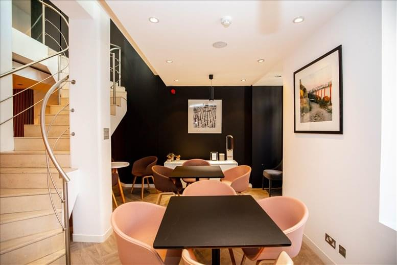 Office for Rent on Audley House, 12-12a Margaret Street Oxford Circus