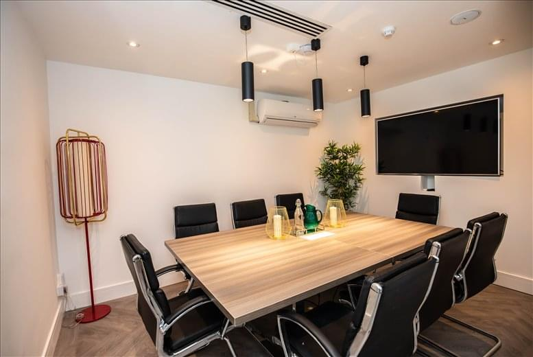 Rent Oxford Circus Office Space on Audley House, 12-12a Margaret Street