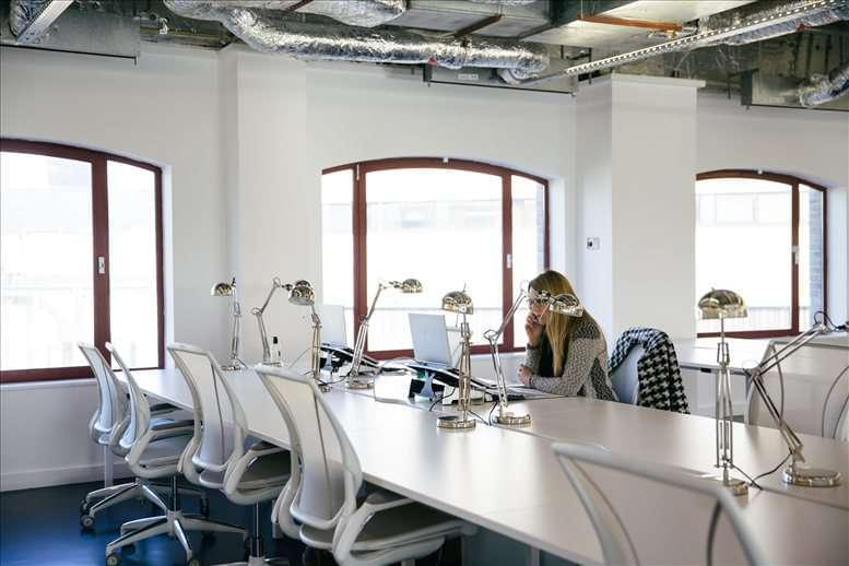 Picture of 40 Bermondsey Street, Bermondsey Office Space for available in Bermondsey
