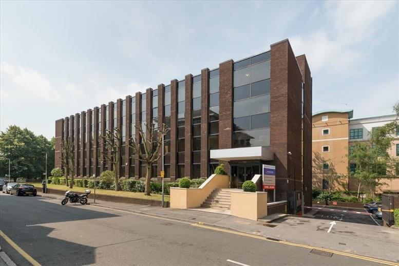 Boundary House, Cricket Field Road Office Space Uxbridge