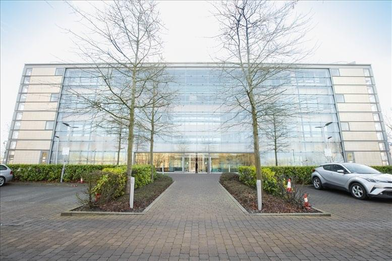 6-9 The Square, Stockley Park Office Space Uxbridge