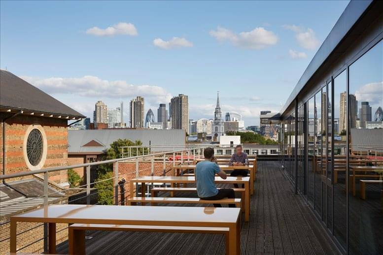Photo of Office Space on Exmouth House, 3-11 Pine Street, Central London Farringdon