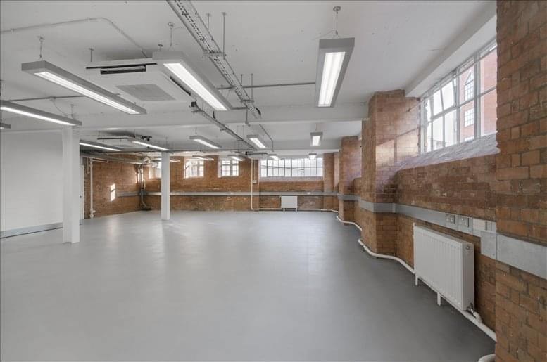 Exmouth House, 3-11 Pine Street, Central London Office for Rent Farringdon