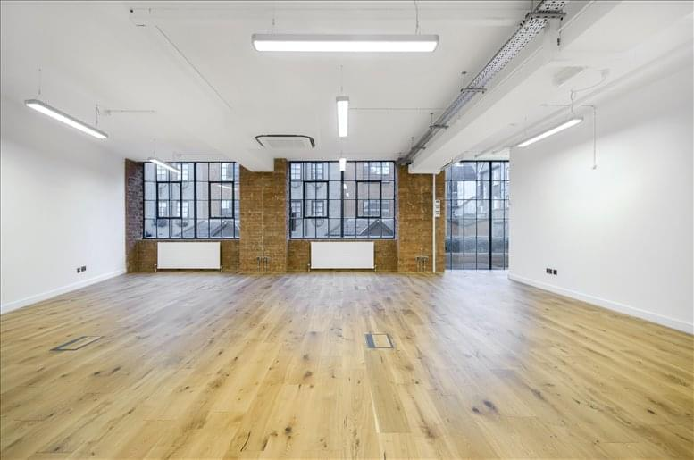 Picture of Exmouth House, 3-11 Pine Street, Central London Office Space for available in Farringdon