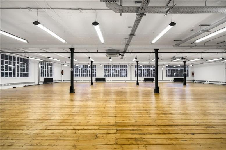 Office for Rent on Exmouth House, 3-11 Pine Street, Central London Farringdon
