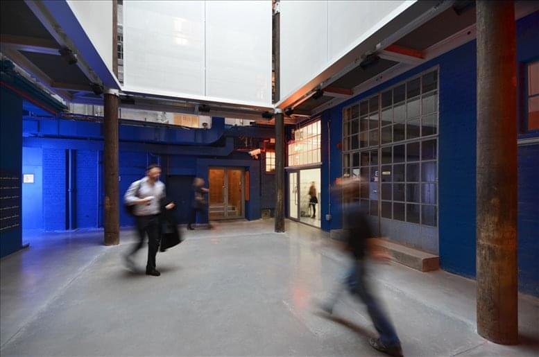 Image of Offices available in Farringdon: Exmouth House, 3-11 Pine Street, Central London