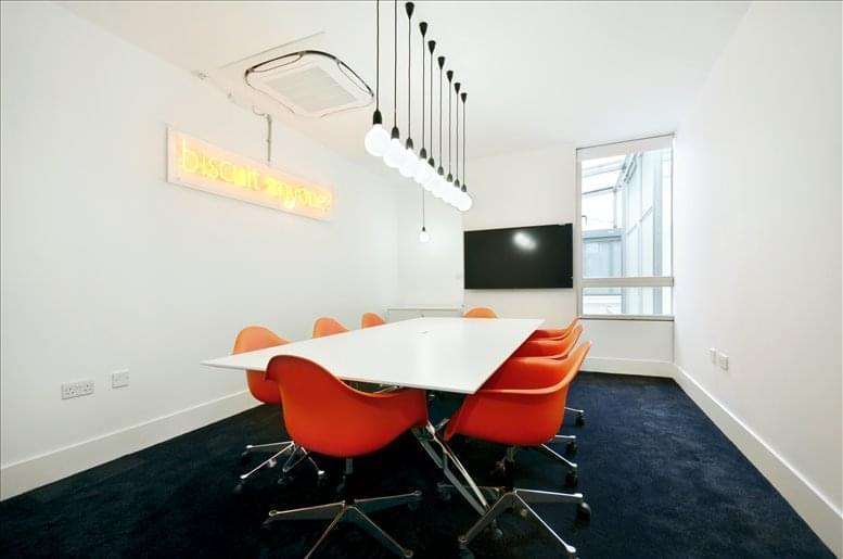 Farringdon Office Space for Rent on Exmouth House, 3-11 Pine Street, Central London