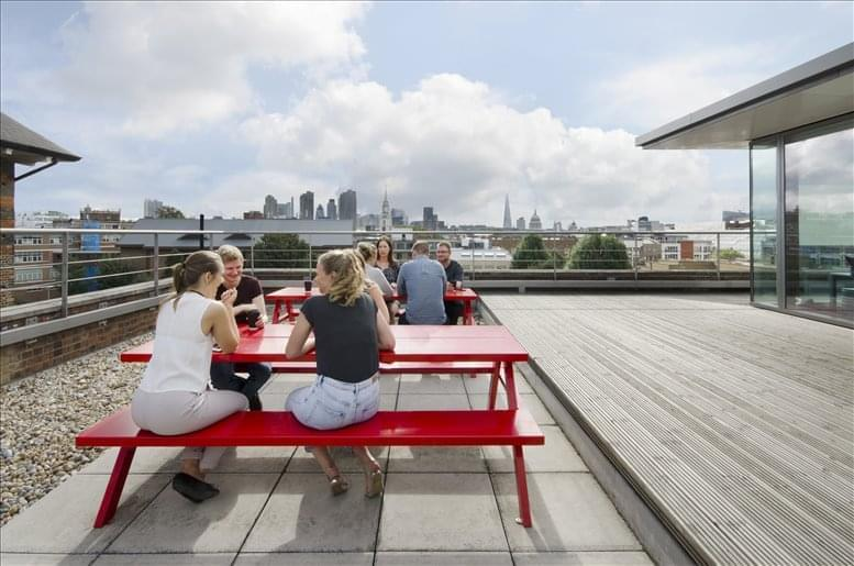 Rent Farringdon Office Space on Exmouth House, 3-11 Pine Street, Central London