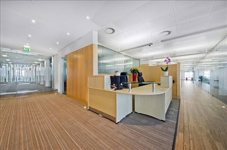 Photo of Office Space on 40 Bank Street, 30th Fl, Heron Quays Canary Wharf