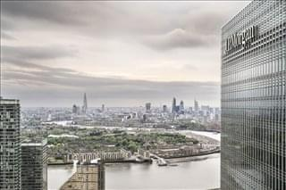 Photo of Office Space on 40 Bank Street, 30th Fl, Heron Quays - Canary Wharf