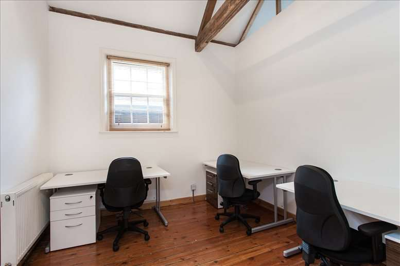 Picture of 25-27 Heath Street Office Space for available in Hampstead