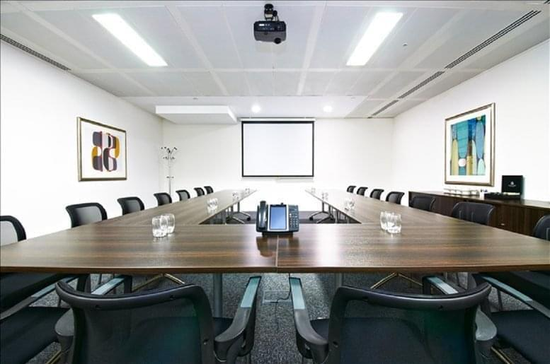 Photo of Office Space on 99 Bishopsgate Bishopsgate