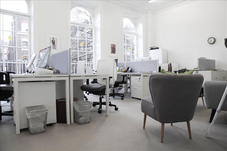 Photo of Office Space on 115 Baker Street, London Baker Street