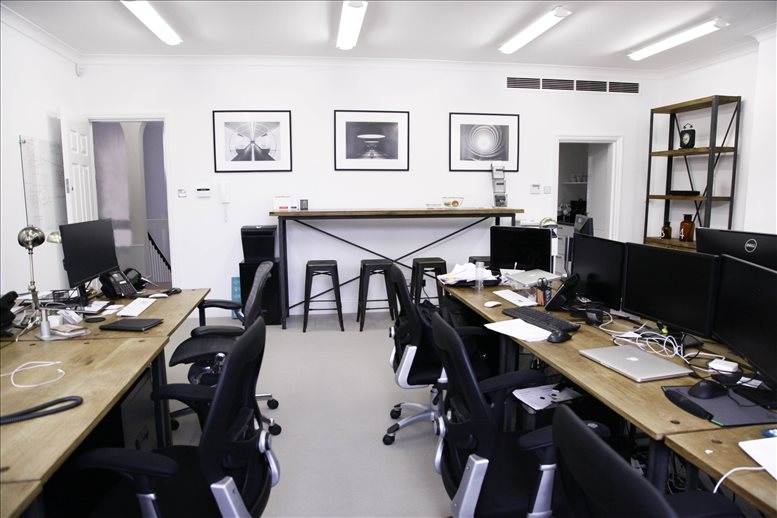 Picture of 115 Baker Street, London Office Space for available in Baker Street
