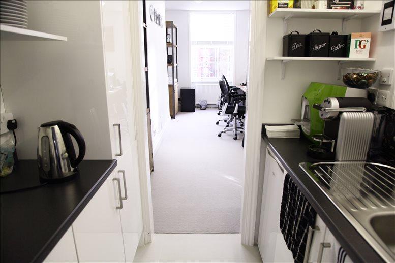 Image of Offices available in Baker Street: 115 Baker Street, London