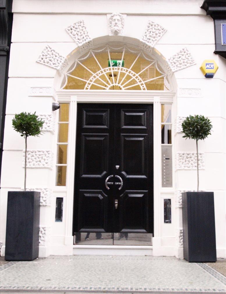 Rent Baker Street Office Space on 115 Baker Street, London