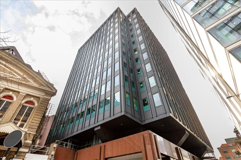 New London House, 6 London Street available for companies in Fenchurch Street