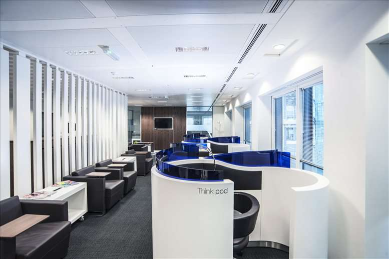 Photo of Office Space on New London House, 6 London Street Fenchurch Street
