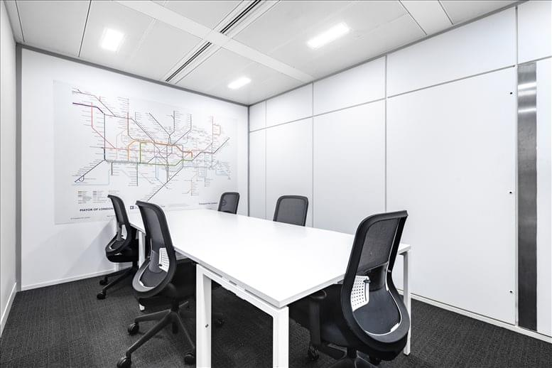 Office for Rent on New London House, 6 London Street Fenchurch Street